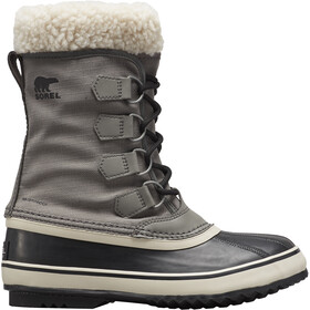 Sorel Winter Carnival Botas Mujer, quarry/black